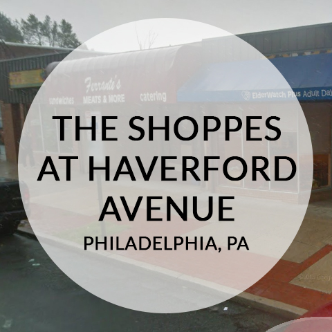 The Shoppes at Haverford Avenue
