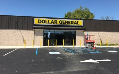 Dollar General Leases At 706 South Delsea Drive, Clayton, New Jersey